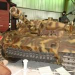 Amerikanischer Panzer WK2