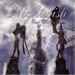 Nightwish End of an Era Cover