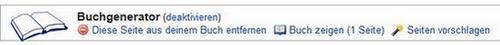 Seite aus Buch entfernen - Quelle Wikipedia