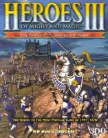 Heroes of Might and Magic 3 Cover