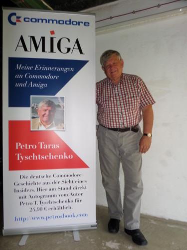 Petro Tyschtschenko stellt sein Buch vor