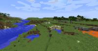 Minecraft - Landschaft