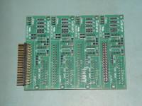 Prototyp der Laufwerksplatine Bild: Sakura IT
