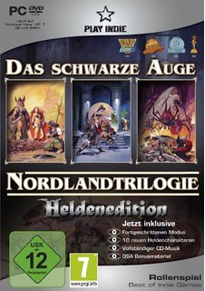 DSA Nordlandtrilogie Heldenedition Cover