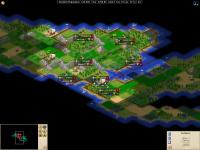Freeciv - Karte