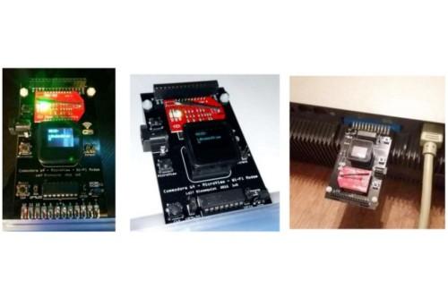 C64 WLAN Modul