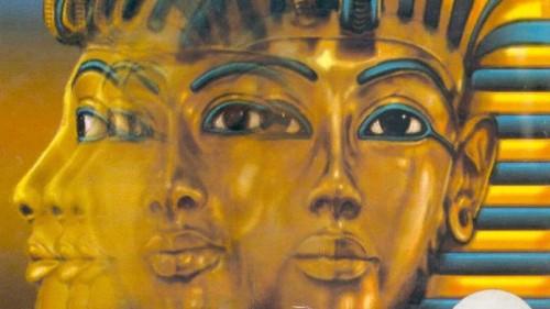 Regt sich immer noch im Grab - Der Deluxe Paint Pharao des Amiga (Bild: Electronic Arts)