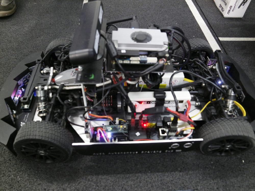 Autonomes Modell Auto