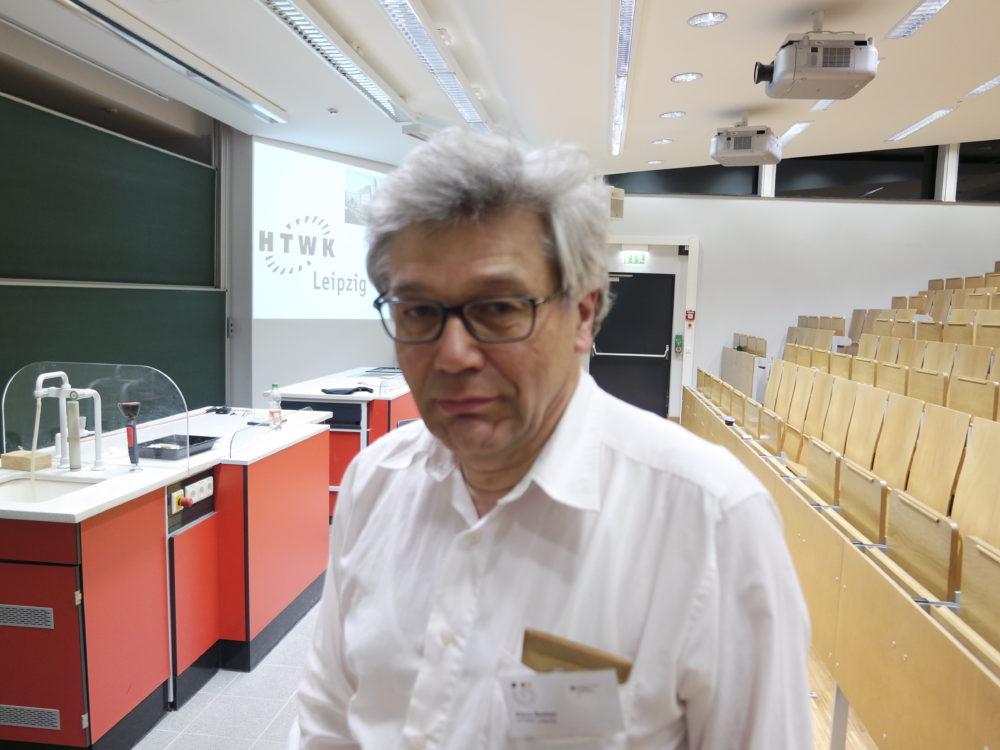 Professor Bastian