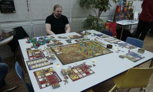 World of Warcraft Strategie-Brettspiel
