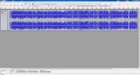 Mit Audacity kann man Musikstücke bearbeiten und Audiokommentare als Filmbeiwerk aufnehmen