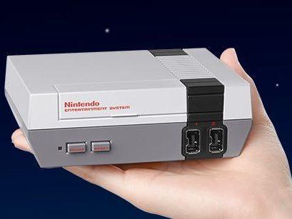 Das Nintendo Classic Mini: Nintendo Entertainment System (Bild: Nintendo)