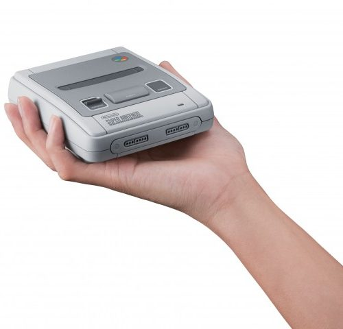 Das Nintendo Classic Mini Super Nintendo Entertainment System (Foto: Nintendo)