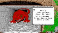 Dragon Cave Intro - Smaug der Drache